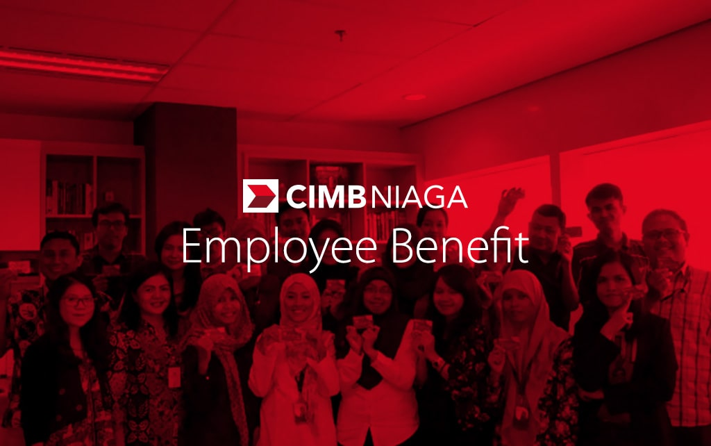 Program Employee Benefit Bersama CIMB Niaga